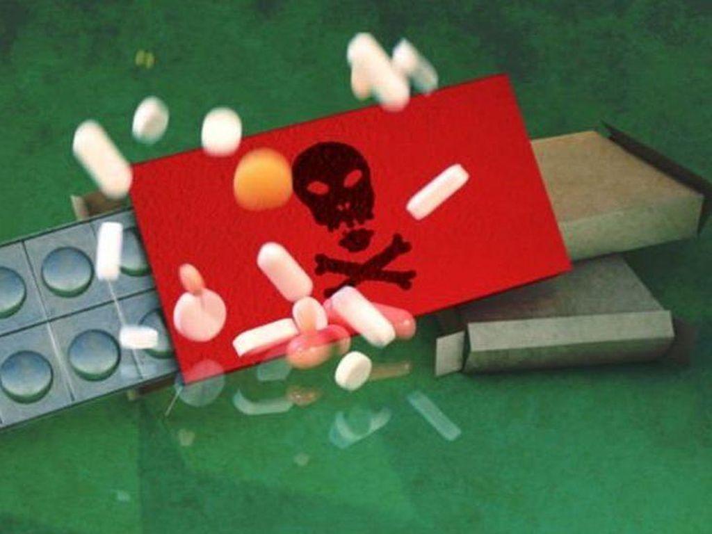 Virus Corona Picu Meroketnya Peredaran Obat dan Alat Medis Palsu