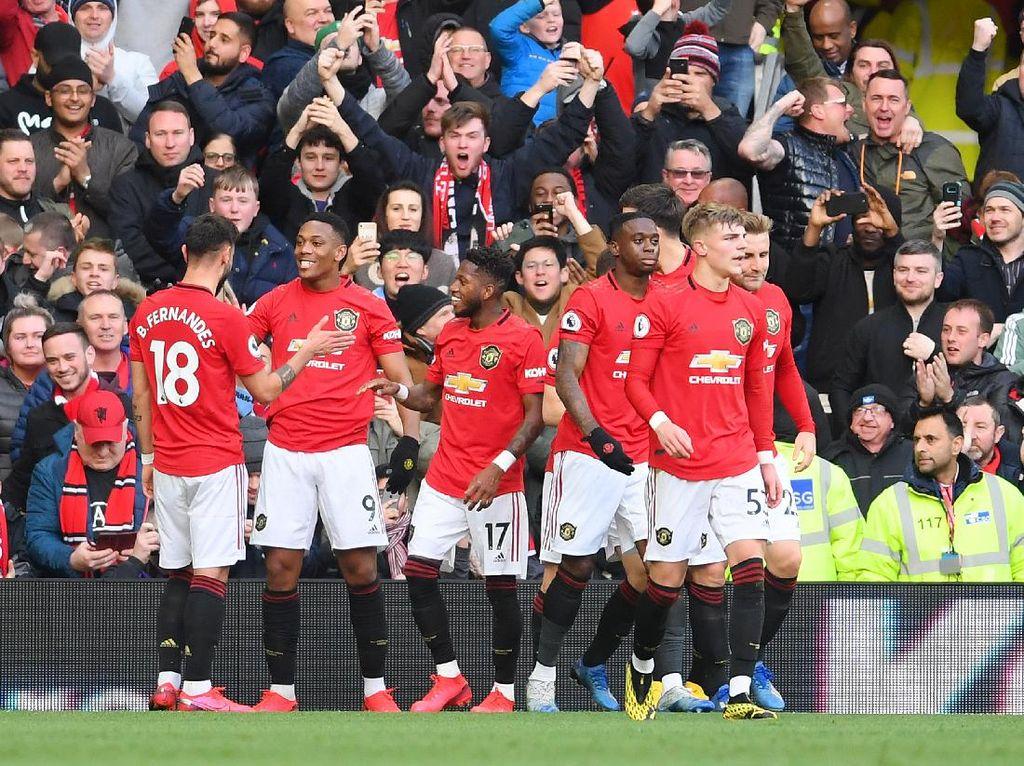 Titik Balik Man United: Kemenangan Telak di Piala FA