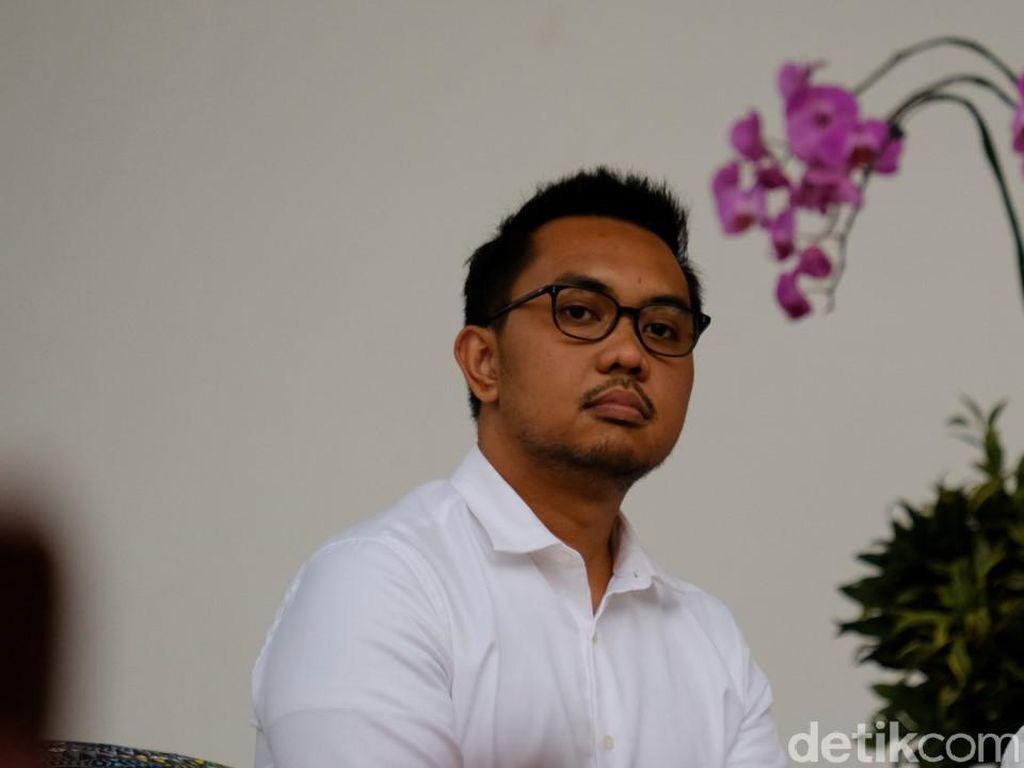 Penjelasan Andi Taufan yang Mundur dari Staf Khusus Jokowi