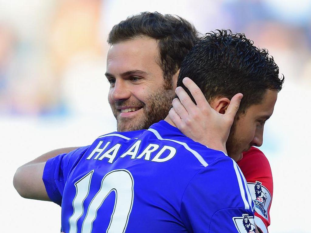 Kata Mata, Hazard adalah Pemain Terbaik Premier League