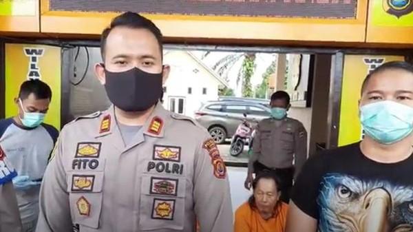 Polisi tembak 2 residivis pencuri mobil (Ferdi-detikcom)
