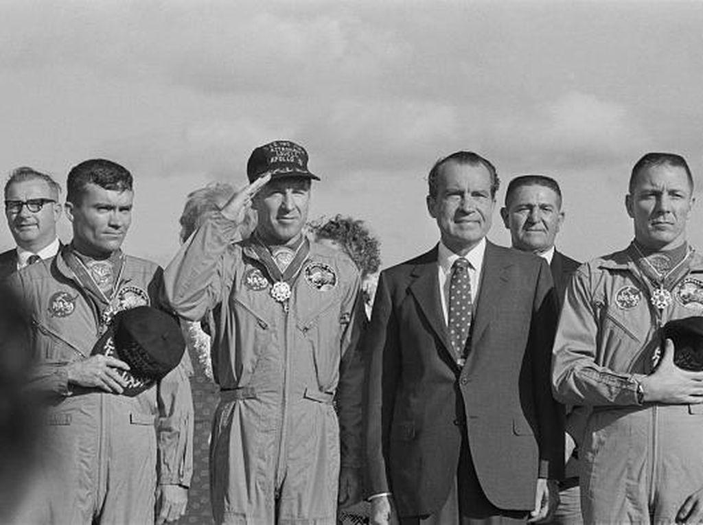 Mengenang Apollo 13... yang Gagal Mendarat di Bulan