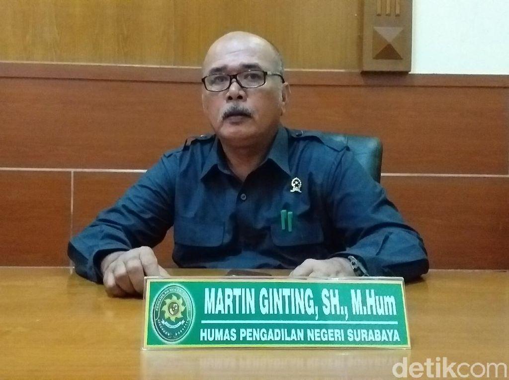 Napi Dibebaskan Karena Corona, Ini Kata Pengadilan Negeri Surabaya