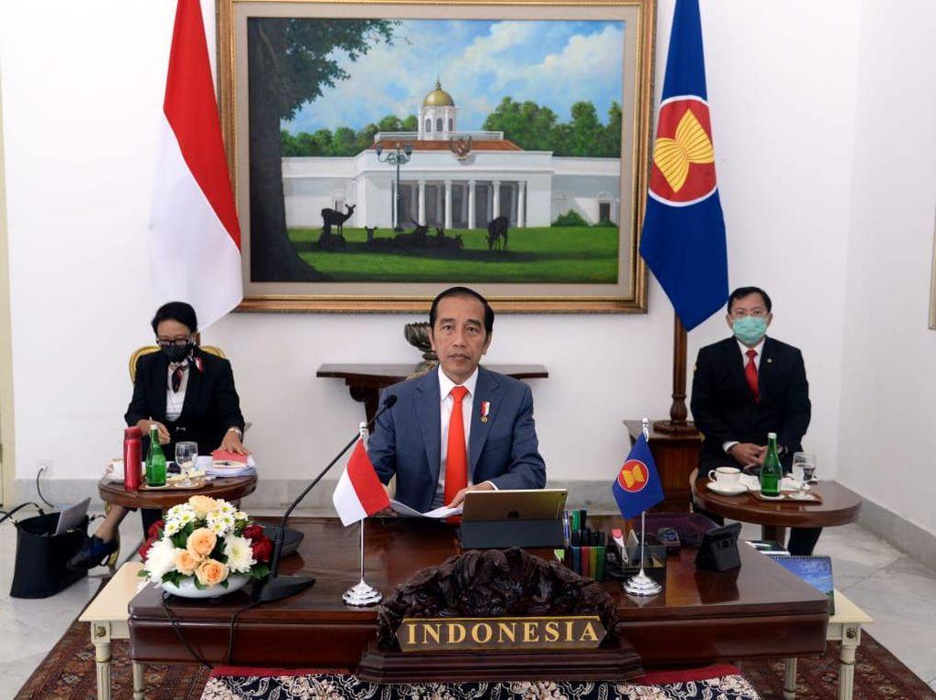 Pandemi Corona, Pertumbuhan Ekonomi ASEAN Alami Penyesuaian