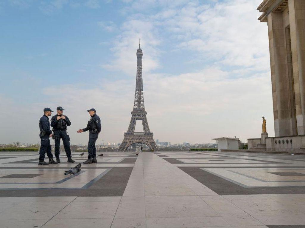 Ilmuwan Sebut Wabah Corona di Prancis Tak Berasal dari China