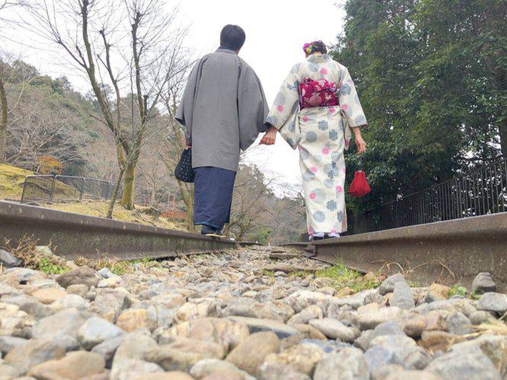 Fakta Menyedihkan di Balik Destinasi Teromantis Kyoto