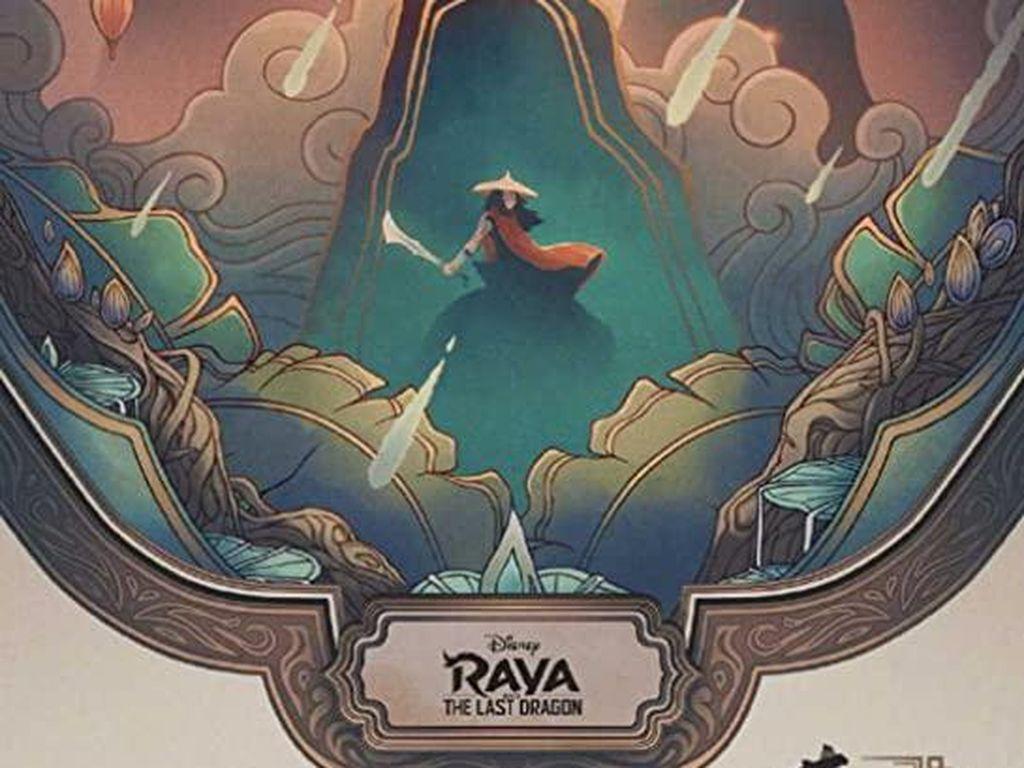 Disney Undur Jadwal Tayang Raya and The Last Dragon