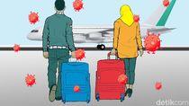 Luhut Bilang Dampak Corona ke Pariwisata Lebih Parah dari Aksi Teror