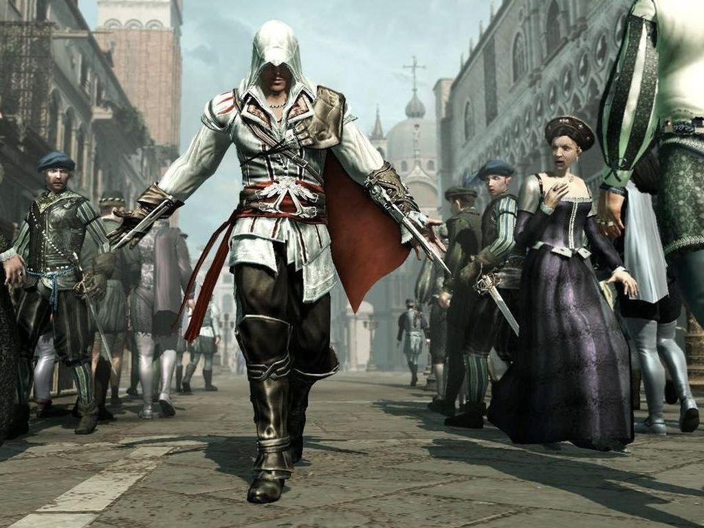 Ubisoft Gratiskan Game Assassins Creed 2 Minggu Ini
