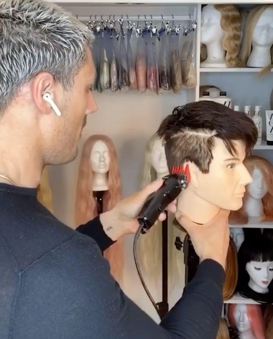 6 Tips Memotong Rambut Suami dari Stylist Selebriti Dunia ...