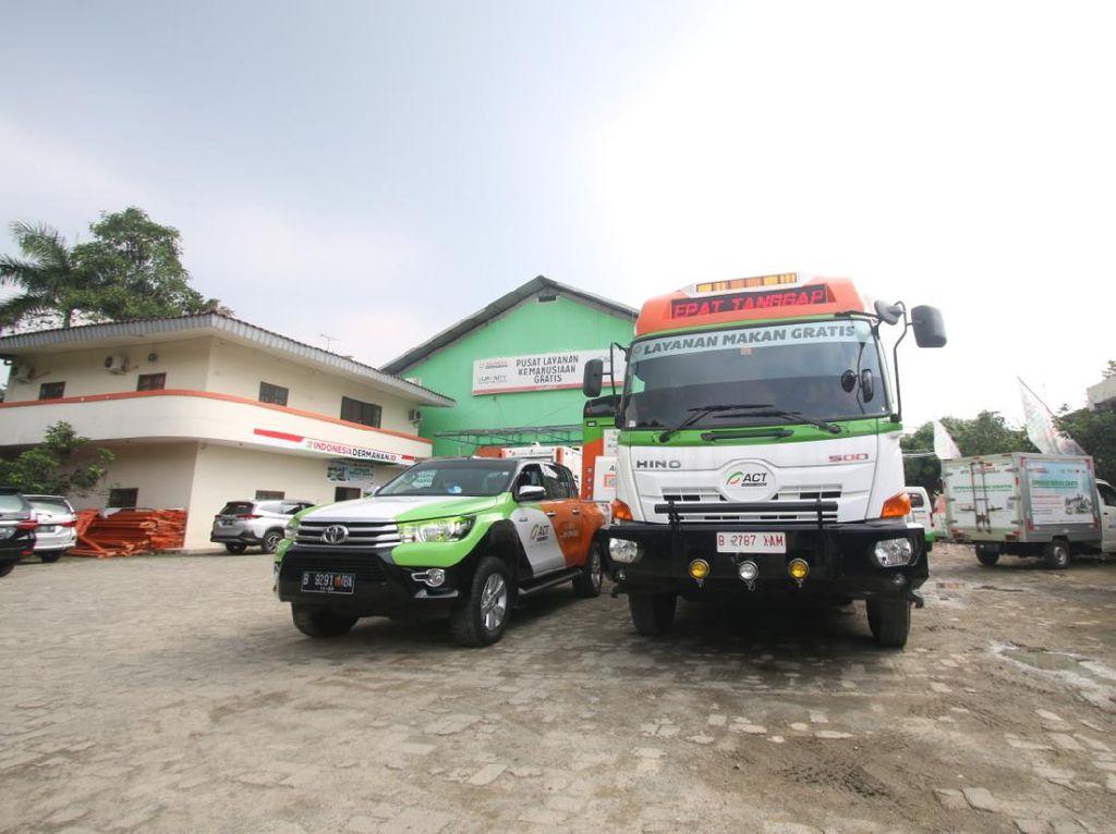 ACT Kirim 2 Armada Bantu Penanganan COVID-19 di Pulau Galang