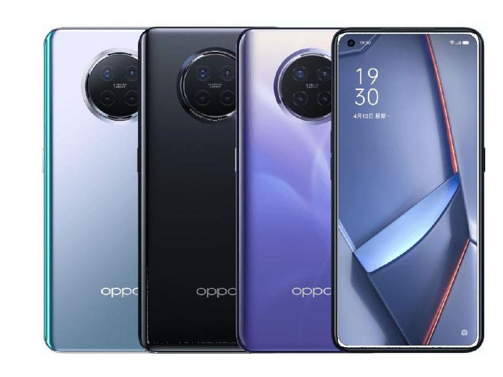 Oppo Ace2 Dirilis, Bawa Pengisian Wireless Super Cepat