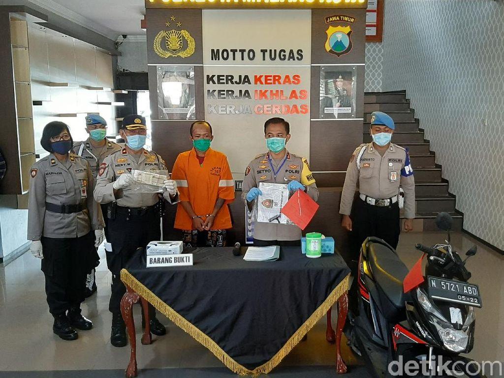 Marak Kejahatan di Kota Malang Setelah Pembebasan Napi, Ini Kata Polisi