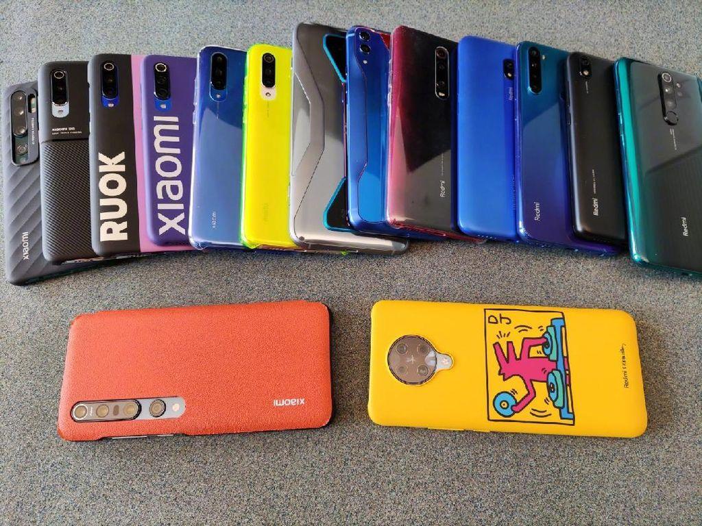 Pendiri Xiaomi Pamer Pakai 15 Ponsel, Apa Saja?