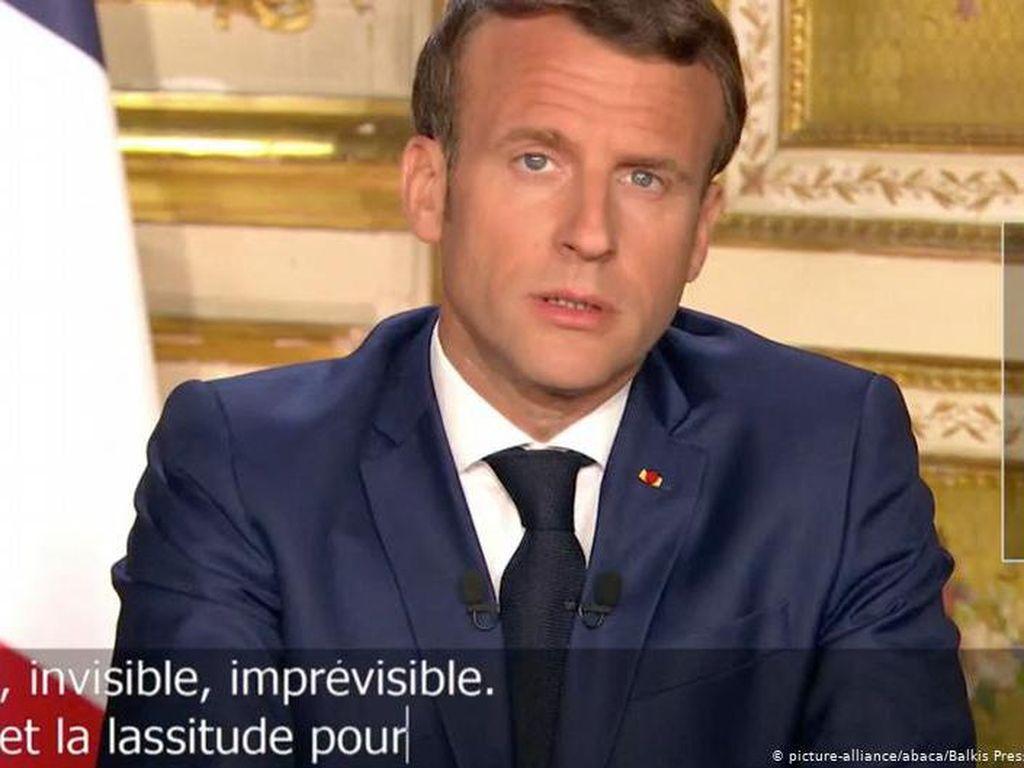 Kecam Macron soal Kebebasan Ekspresi, NU Bicara Ajaran Larangan Gambar Nabi