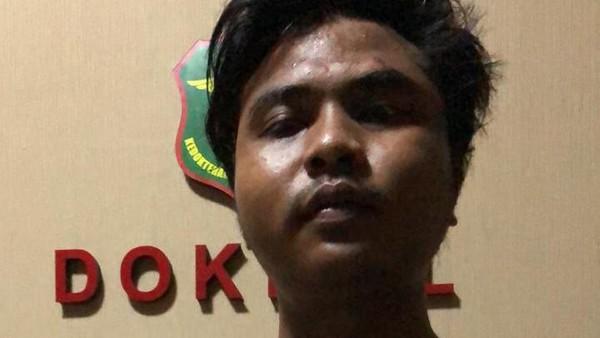 Pelaku pencurian motor ditangkap usai video caci maki ke polisi viral di medsos