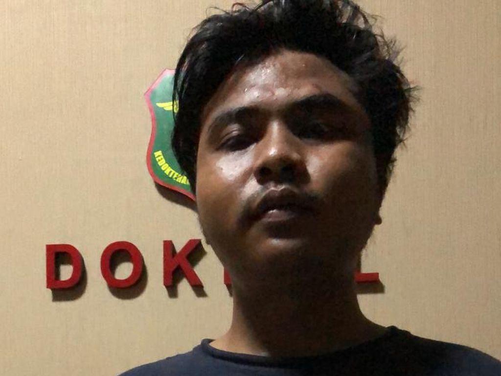 Tertangkapnya Target Operasi Polisi Usai Viral Video Caci Maki