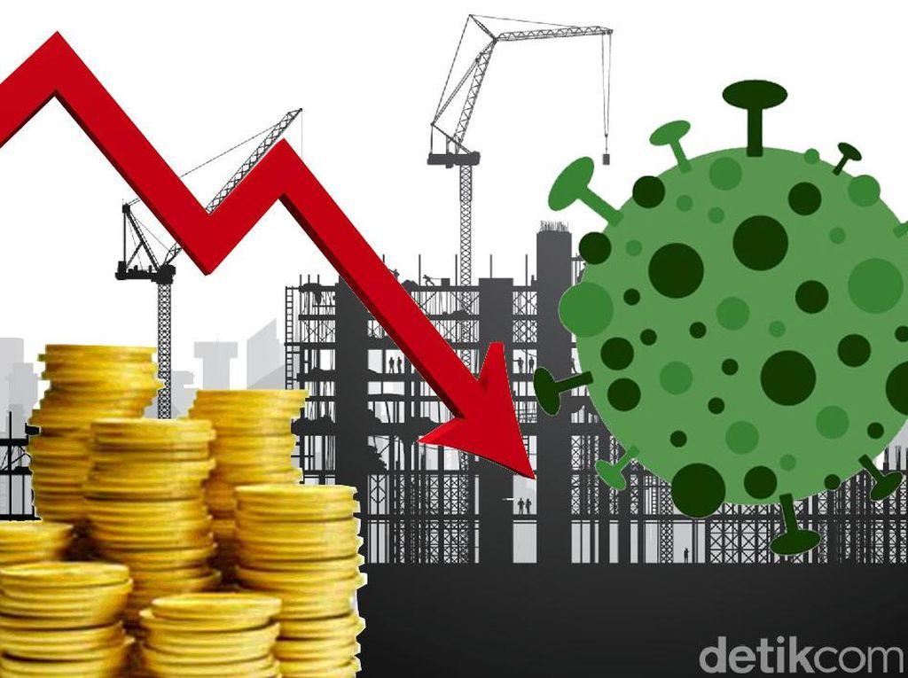 Bakal Terpuruk di Kuartal II, Ini Prediksi Ekonomi RI di 2020