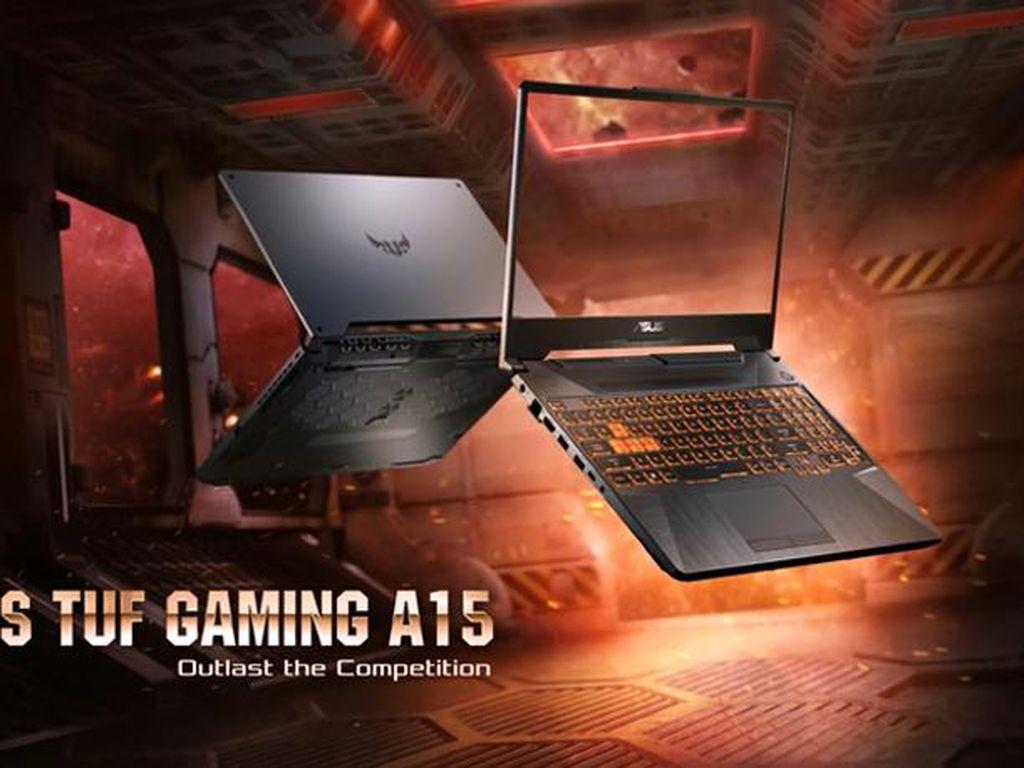 Laptop Pertama dengan Prosesor Ryzen Anyar Mulai Dijual