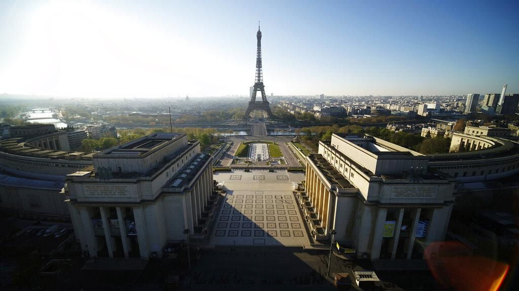Kasus Corona di Prancis Meningkat, Masa Lockdown Diperpanjang