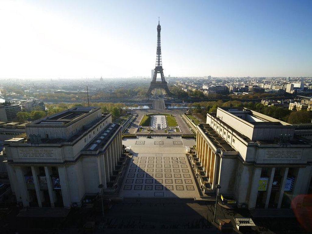 Sudah Tiga Hari, Prancis Laporkan Kematian Terkait Corona di Bawah Angka 30