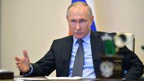 Kecam Penusukan di Prancis, Putin: Teroris Tak Punya Nilai Moral Manusia