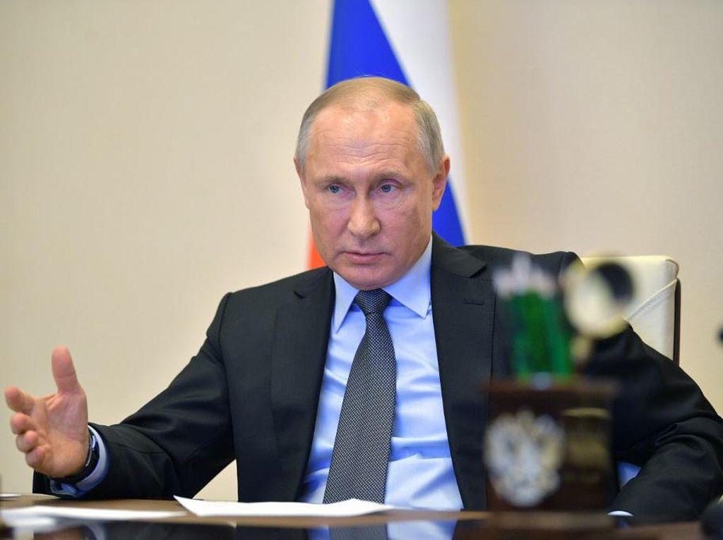Putin Tanggapi Trump Soal Dugaan Kriminal di Bisnis Putra Biden