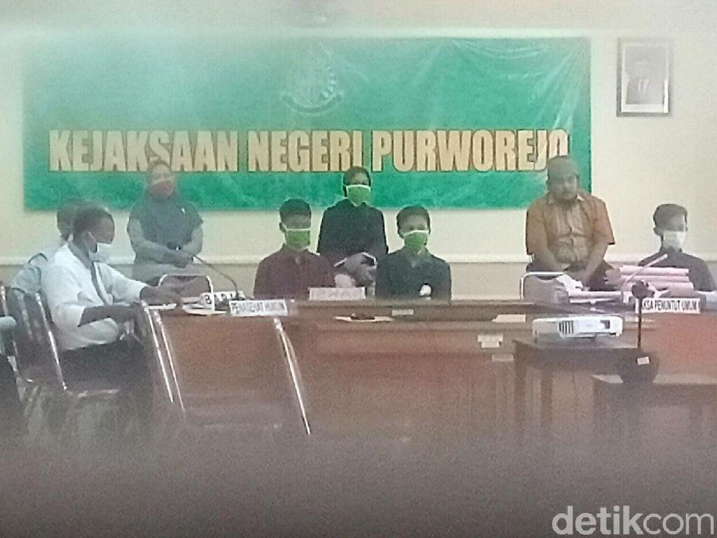 Sidang Kasus Perundungan Siswi SMP Purworejo Digelar Online-Tertutup