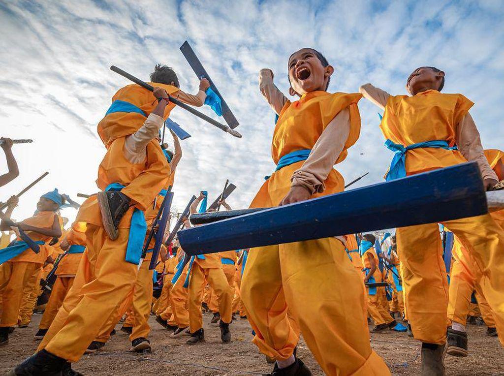 Ragam Potret Kebahagiaan Anak-anak di Kontes Foto Agora #Fun2020