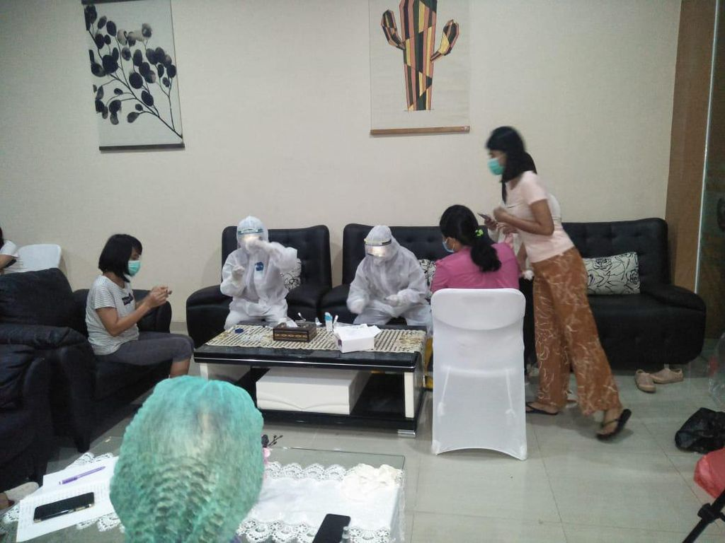 Satgas Tana Toraja Isolasi Tenaga Medis Tangani Corona di Hotel
