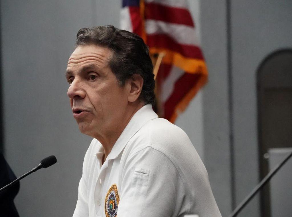 Kedua Kalinya Gubernur New York Kena Tuduhan Pelecehan Seksual
