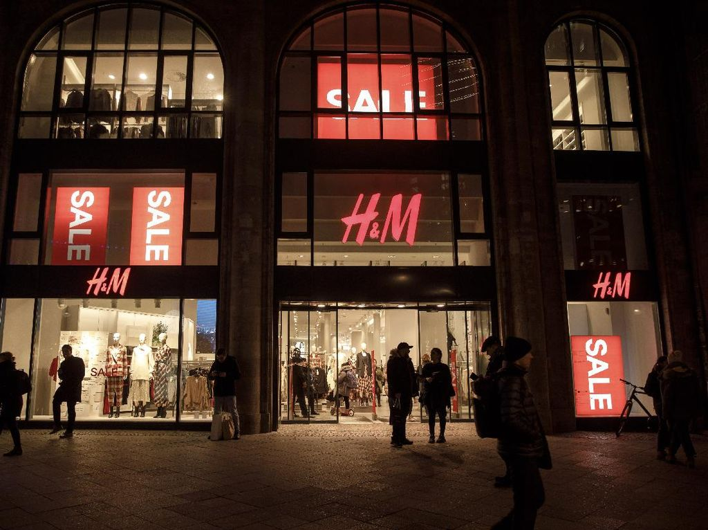 H&M akan Tutup 170 Toko Secara Permanen Imbas Virus Corona