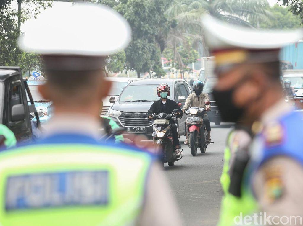 Batasi Orang Keluar Masuk Jakarta, Ini Titik Razia yang Disiapkan Anies