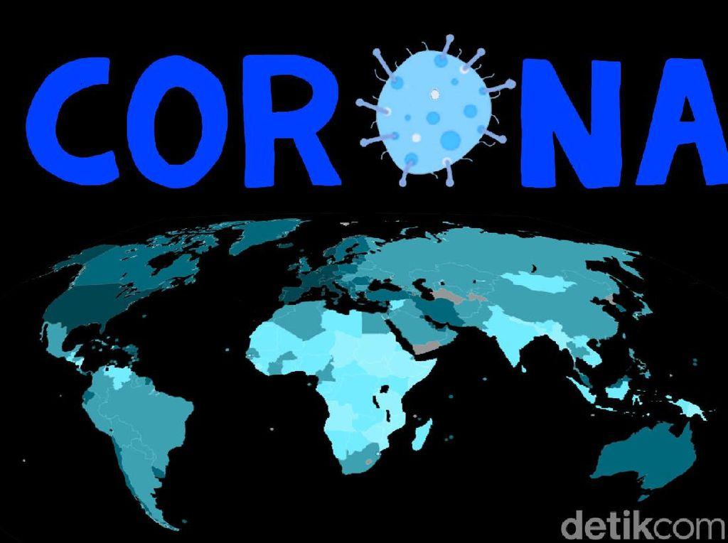 Tanda Tanya Terjawab Soal Corona Global Turun tapi Menggila di Eropa