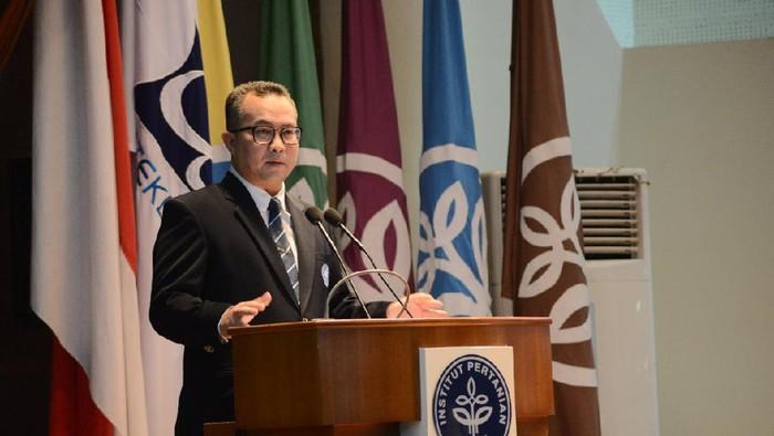 Rektor IPB University Arif Satria