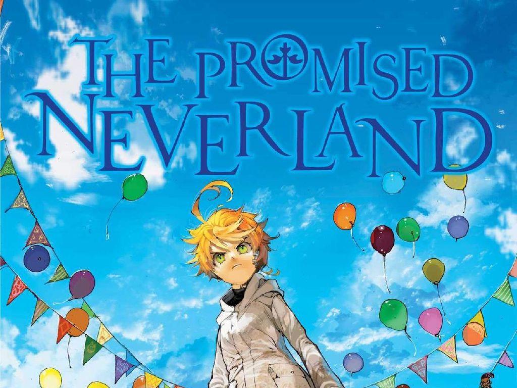 Manga The Promised Neverland Terpaksa Istirahat hingga Mei karena Corona