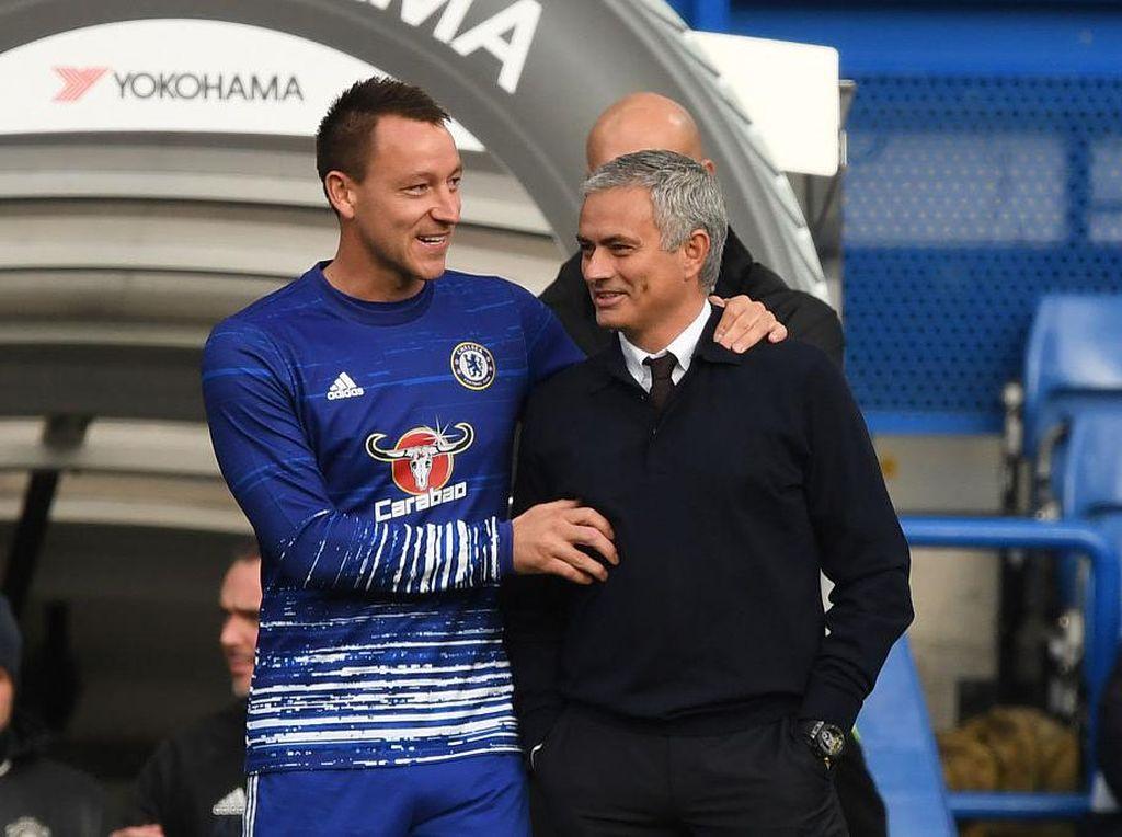 Nostalgia John Terry: Pernah Diancam Jose Mourinho