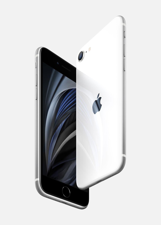 iPhone SE punya tampilan iPhone 8
