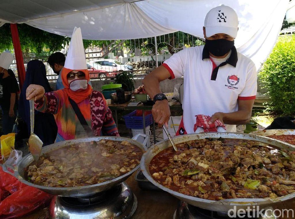 Dapur Umum Didirikan di Banyuwangi Untuk Warga Terdampak Corona
