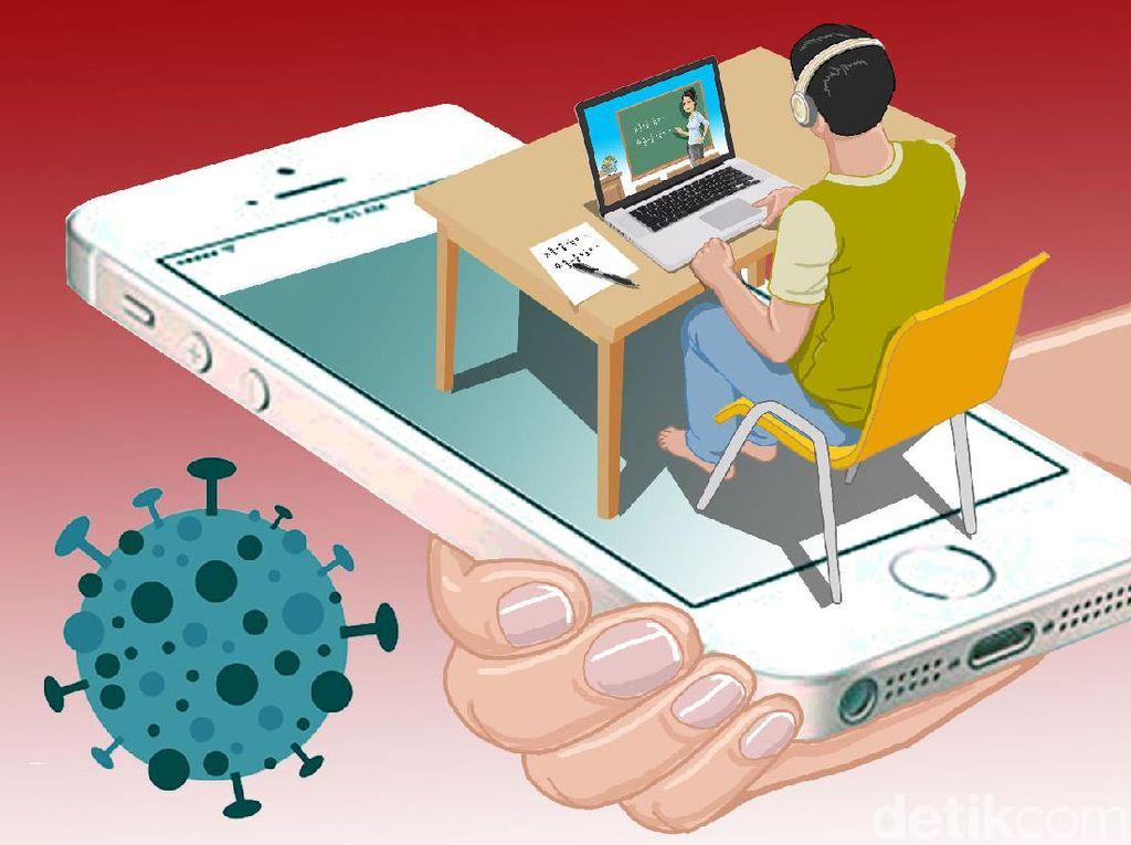 Siswa Diminta Belajar di Rumah tapi Nggak Punya Gadget, Solusinya?