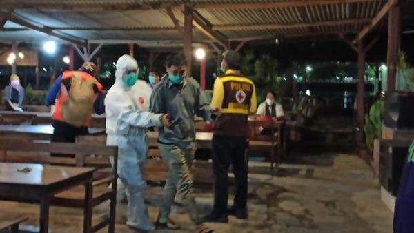 Dua Warga Jatim Positif Corona Saat Rapid Test