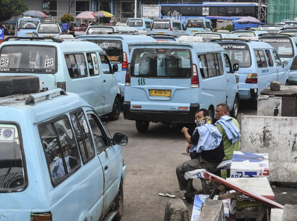BPTJ: Kendaraan Pribadi dan Angkot Tetap Bisa Beroperasi di Jabodetabek