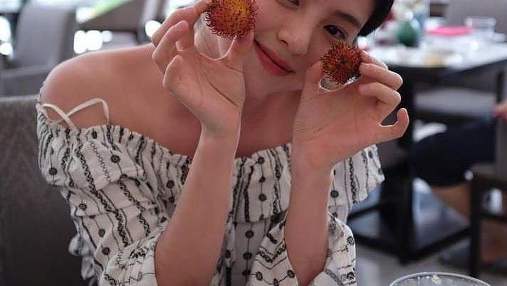 Pose Keren Kulineran Han So-hee, Pemeran Pelakor The World of the Married