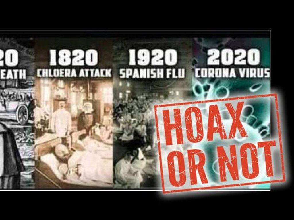 Benarkah Pandemi Berulang Tiap 100 Tahun?