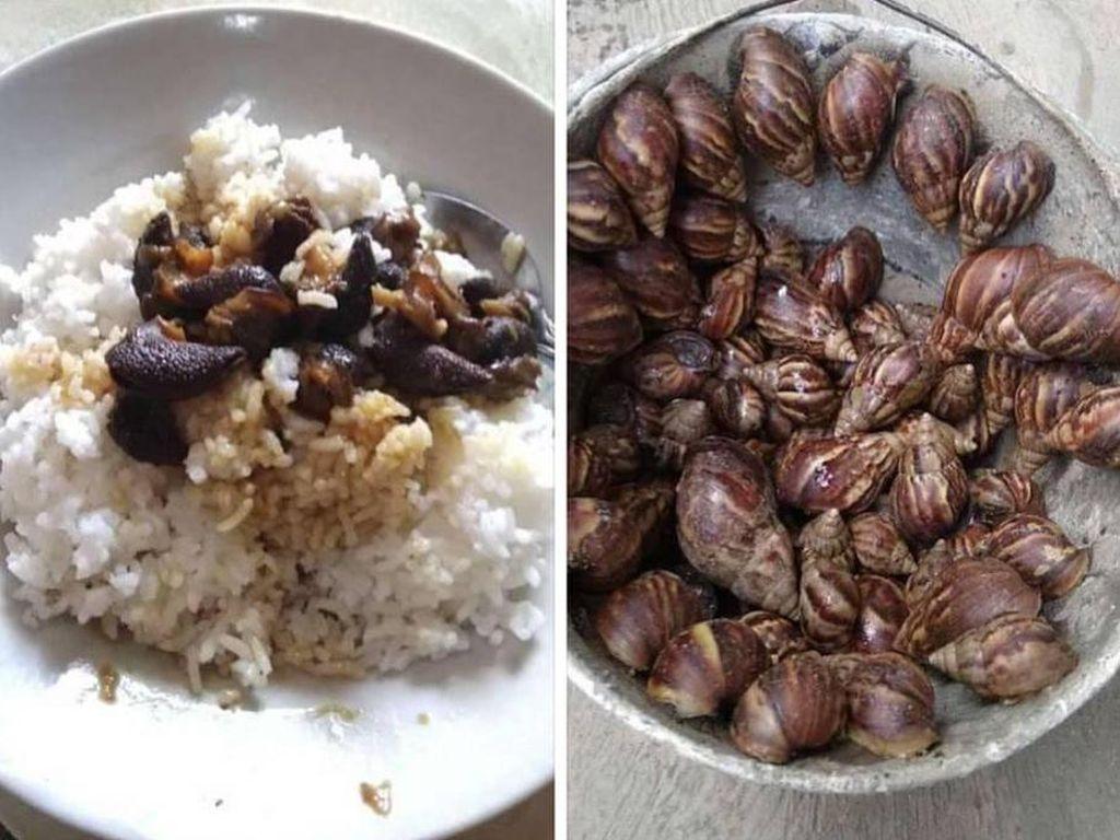 Paket Sembako Rp 15.000 yang Bikin Kesal hingga Netizen Makan Bekicot
