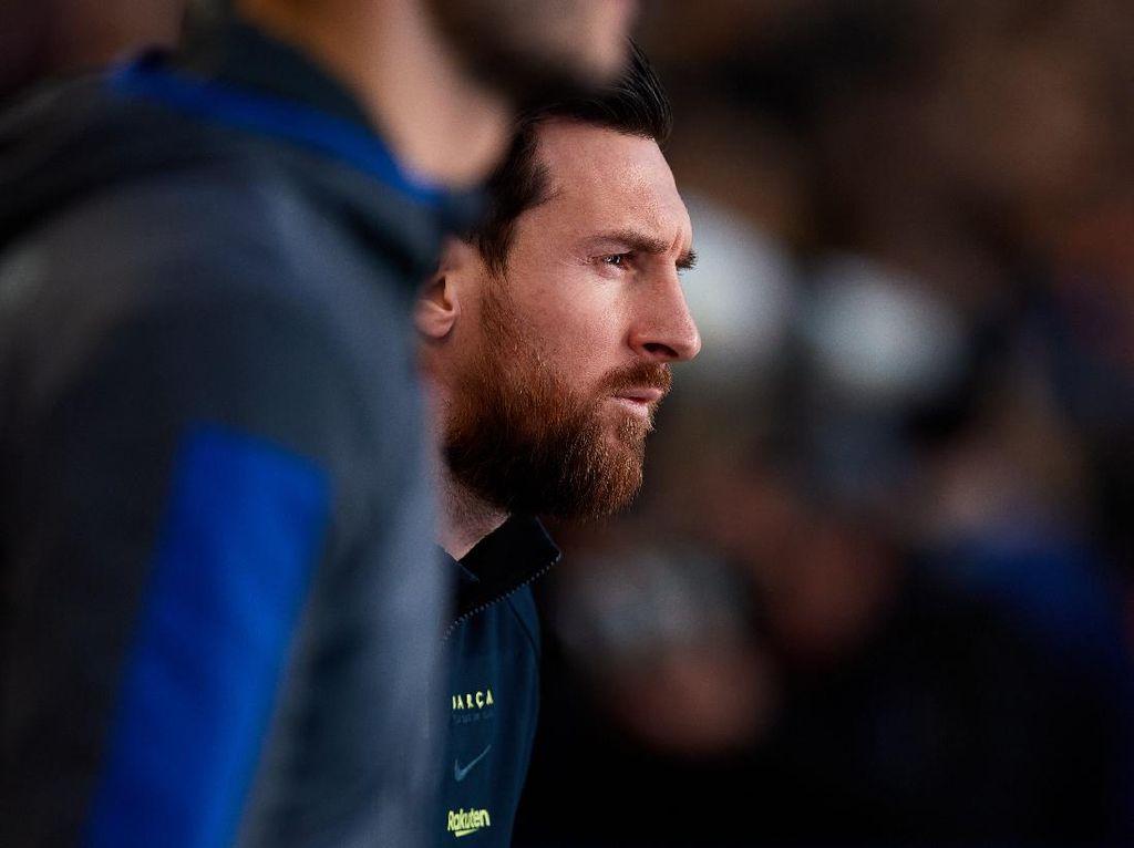 Ini yang Membedakan Messi dengan Pemain Lainnya
