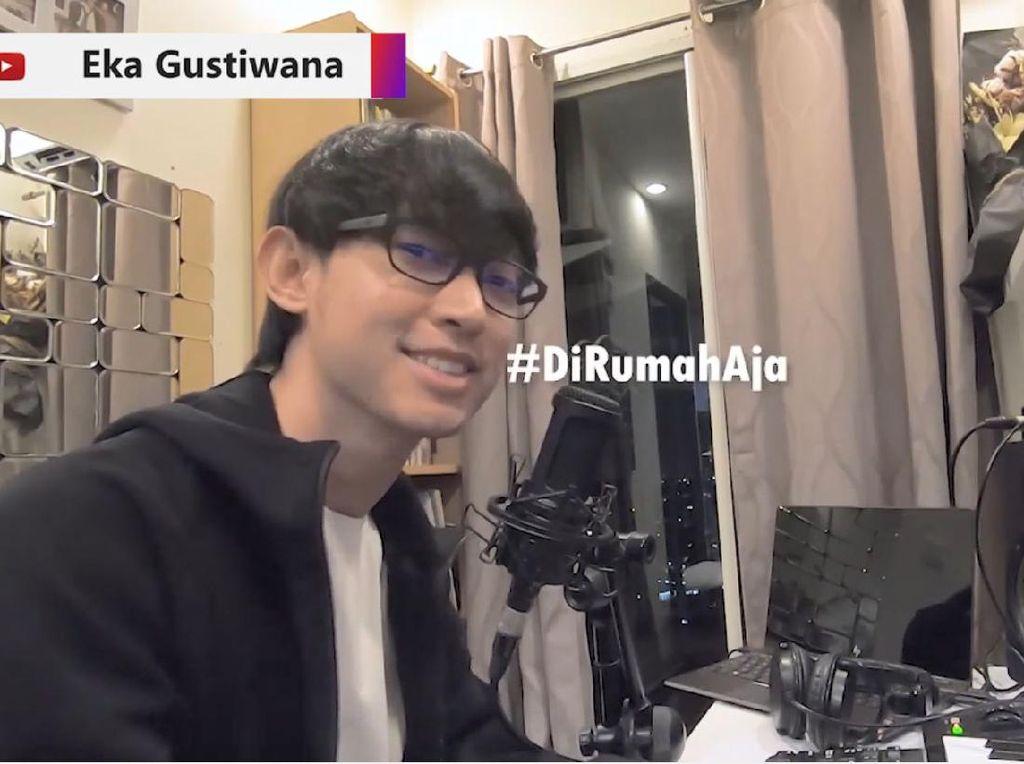 Ogah Ikut-ikutan Bikin Prank, Eka Gustiwana: Takut Garing!
