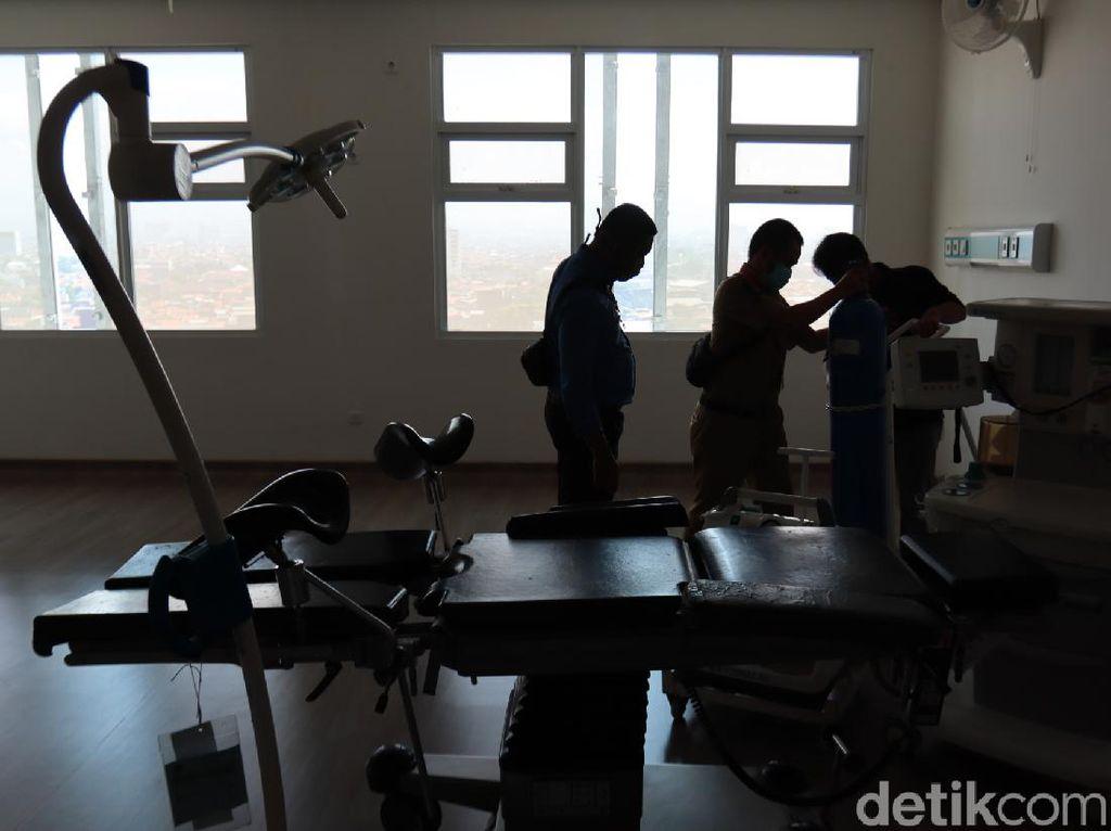 RSKIA Bandung Siapkan Kamar Operasi Caesar Pasien Positif Corona