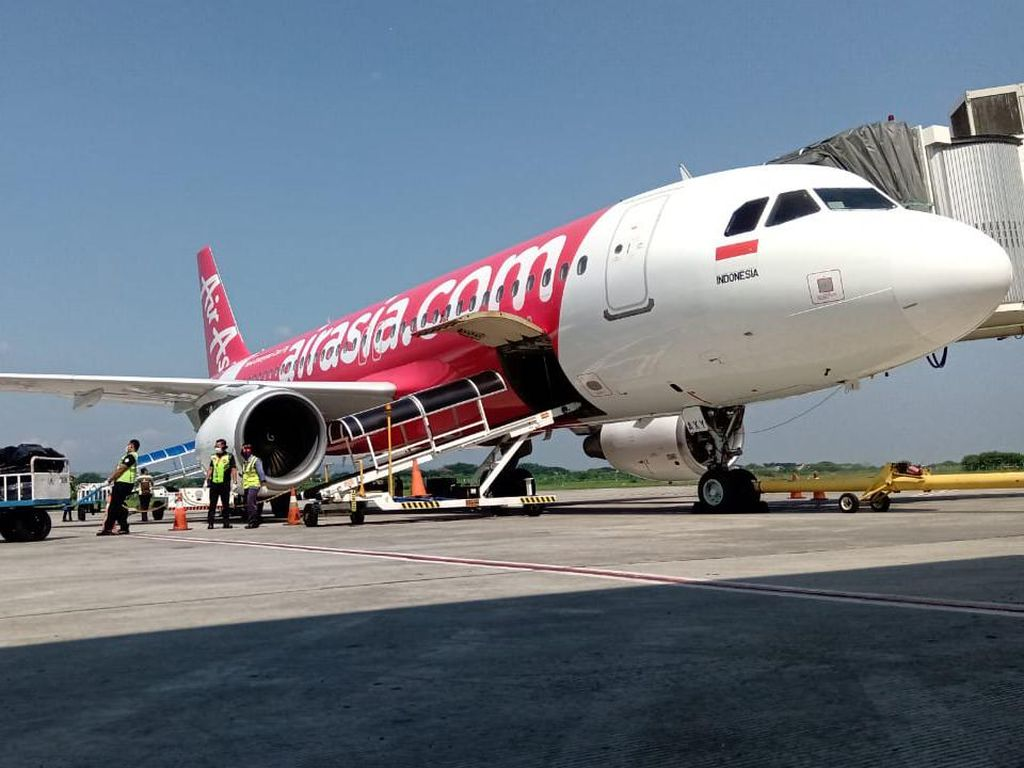 Awal Tahun, AirAsia Gelar Promo Tiket dan Hotel Hingga 60%