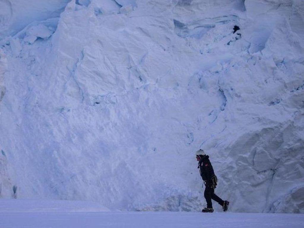 Kisah Ilmuwan Bentengi Antartika dari Ancaman Corona